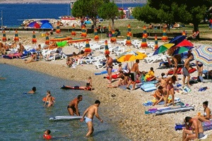 city beach crikvenica
