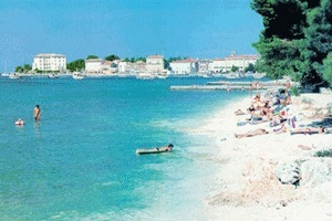city beach porec