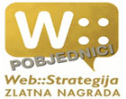 golden award web strategie