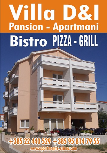 Apartments D&I Srima, Vodice
