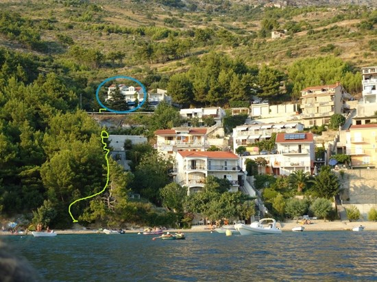 Apartments Dide Stipe, Omis