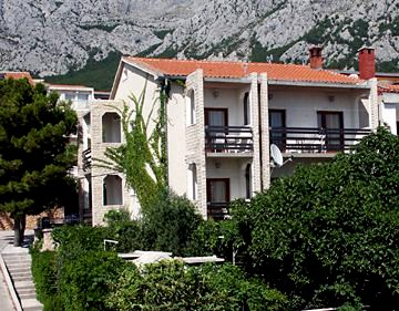 Apartments and rooms Boban, Makarska