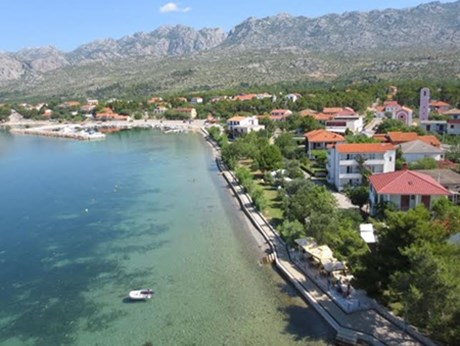 Apartments and rooms Pansion Marija, Starigrad Paklenica