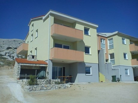 Apartments Jelančić, Pag