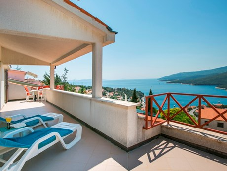 Apartments Lenka, Rabac