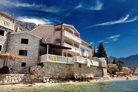 Apartments Martina, Gradac