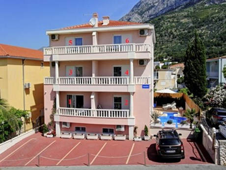 Apartments Podest, Baska Voda