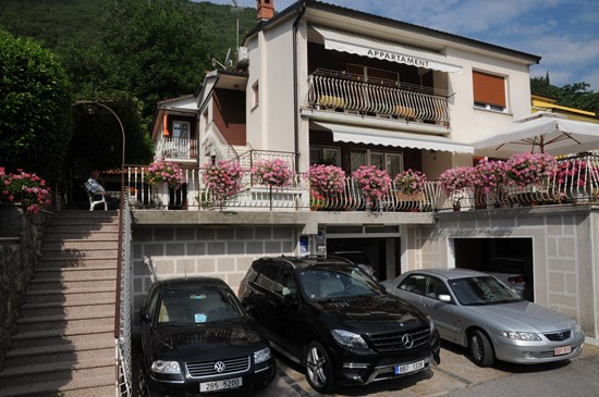 Apartments Ana, Moscenicka Draga