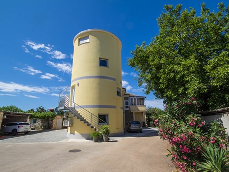 Apartments Silos holiday, Novigrad