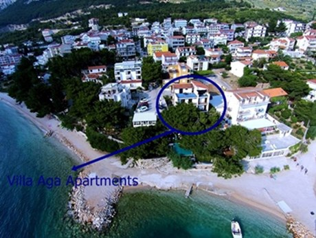 Apartments Villa Aga, Omis