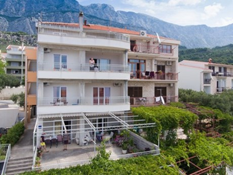 Apartments and rooms Marko i Ane, Tucepi