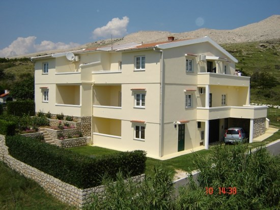 Apartments Bašaca, Pag