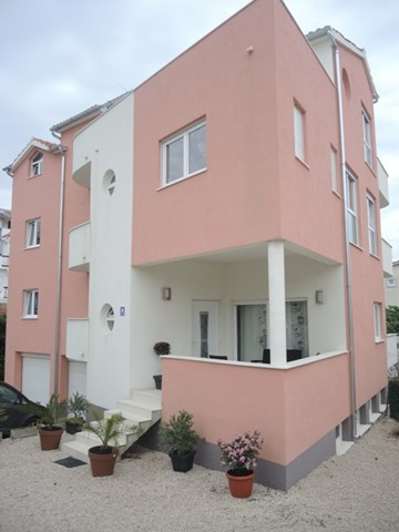 Apartments Bluemare, Pakostane