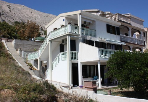 Apartments Fijan, Island Pag