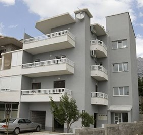 Apartments Grepo, Makarska