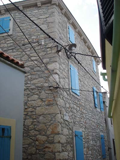 Apartments and rooms Grgac, Island Susak