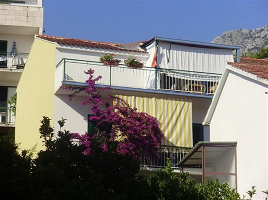 Apartments Miljana, Podgora