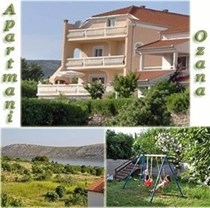 Apartments Ozana, Barbat na Rabu