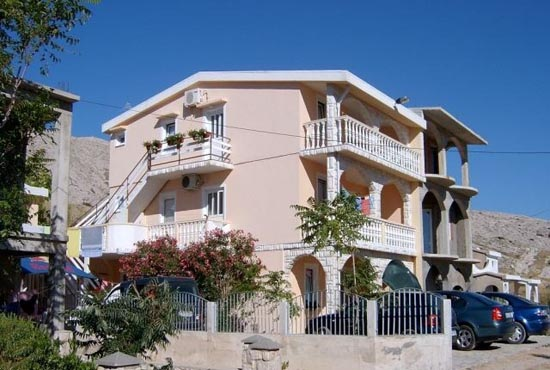 Apartments Husić, Pag