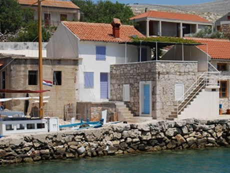 Cottage house Kornati, Island Murter