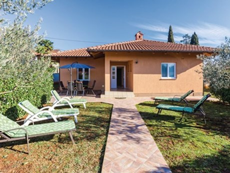 Cottage house Lubiana, Umag