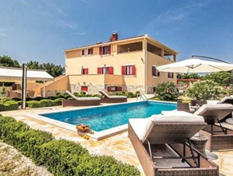 Cottage house Villa Divina, Pula