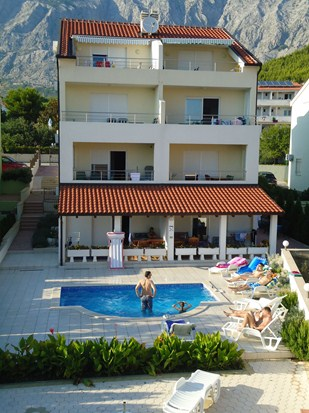 Apartments Villa Granić, Baska Voda