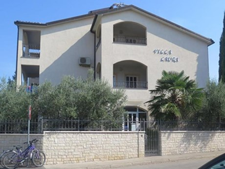 Apartments Villa Laura, Porec