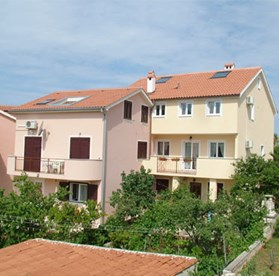 Apartments Vitković, Cres